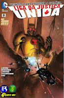 Os Novos 52! Liga da Justiça Unida #8