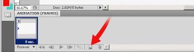 Memperbanyak Jumlah Frame Animation