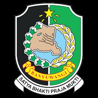 Logo Kabupaten Banyuwangi Vector