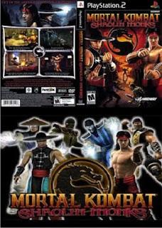 Cheat Mortal Combat Shaolin Monks Ps2