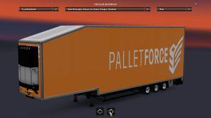 Trailer Palletforce