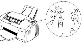 Cara Self Test Print Epson ~ Ilmu Komputer
