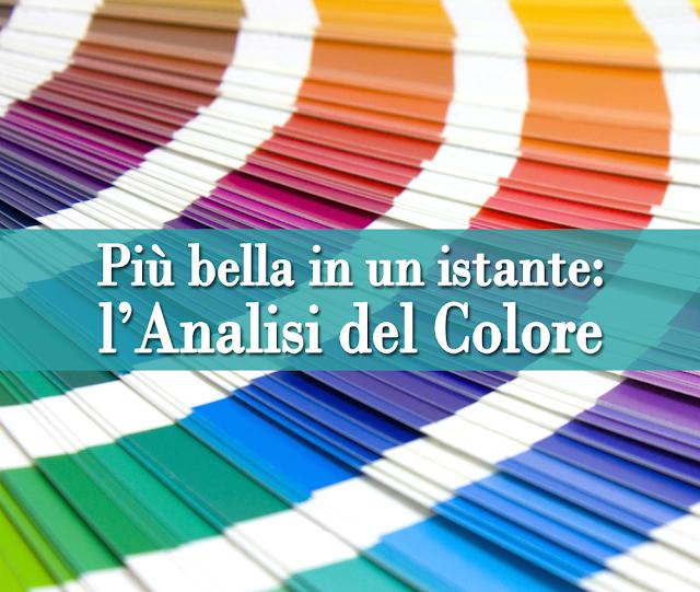 Più bella in un istante: l'Analisi del Colore
