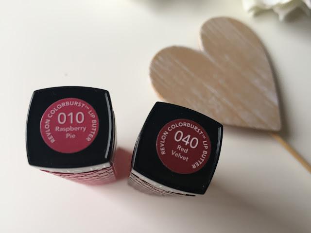 revlon lip butter lipsticks