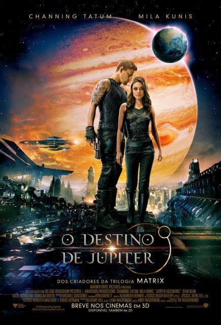 Review O Destino de Júpiter