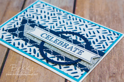 Making A Birthday Card for A Man is Easy with the Blue and White Colour Trend and Supplies from Stampin' Up! UK which you can get here
