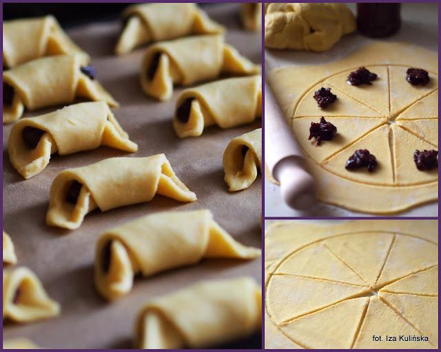 rozki dyniowe, ciasto dyniowe, ciastka, ciasteczka, pomysl na dynie, dynia