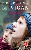 Couverture du livre No et moi de Delphine de Vigan