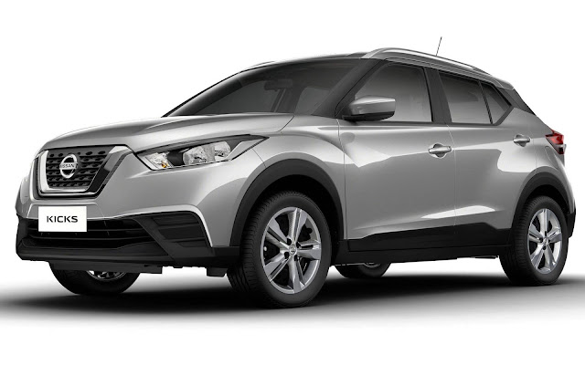 Nissan Kicks 2018 - Preço