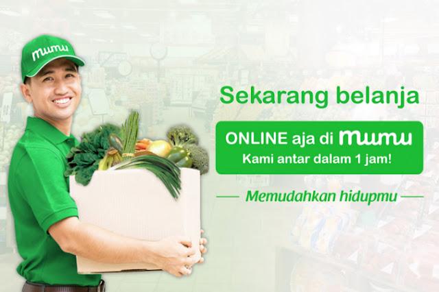 Berbelanja Di Musim Hujan? Online Di Mumu Saja