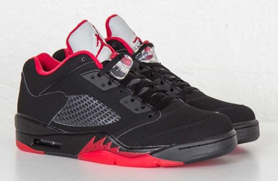 4a6436bc4d365c Air Jordan 5 Retro Low Alternate 90 Sneaker Available (Detailed Look)