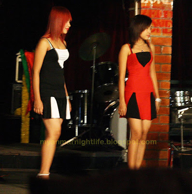 entertainment in yangon