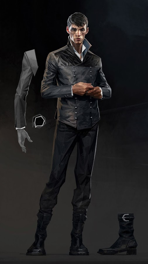 dishonored 2 the outsider