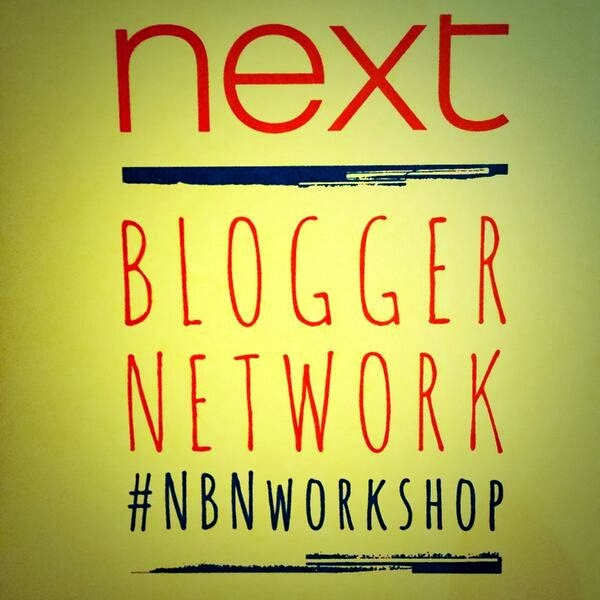 , What I Planned to Wear:  Next Blogger Network Workshop