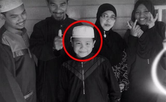 Sebelum Meninggal Terbakar, Hafidz Cilik Ini Kirim Surat Ke Ayah Ibunya, Isinya Bikin Nangis