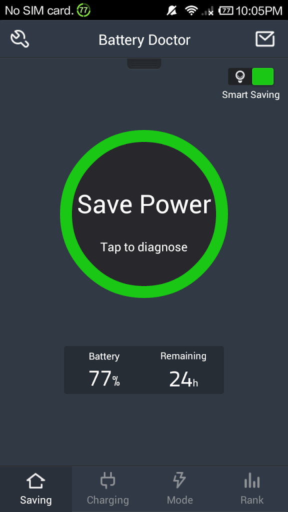 Download battery doctor apk.