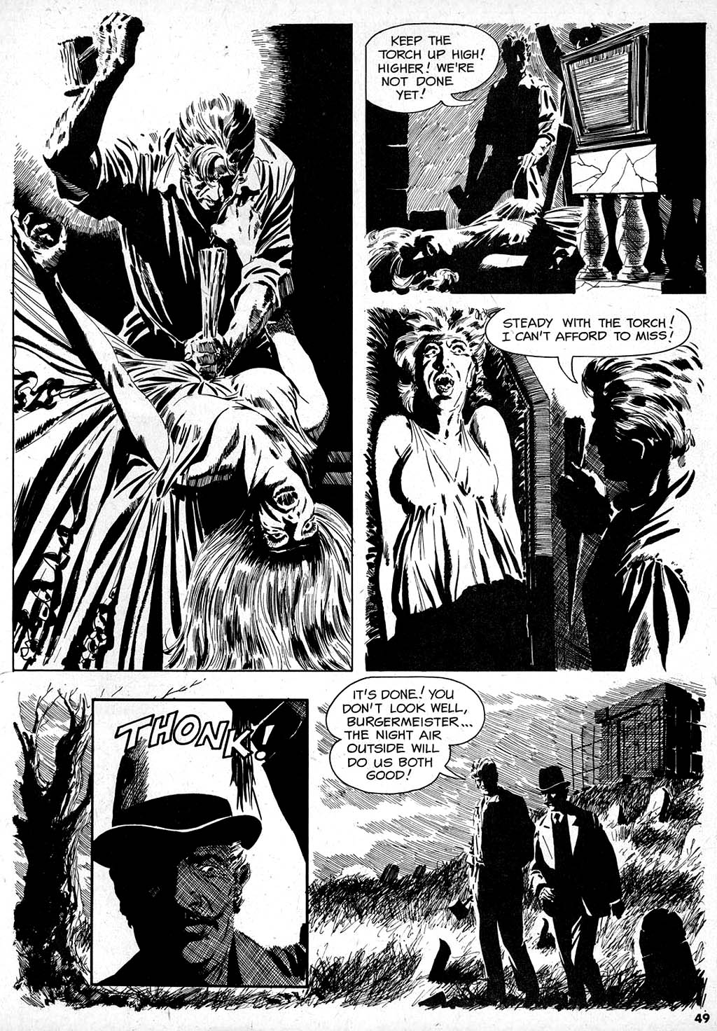 Creepy (1964) Issue #1 #1 - English 49