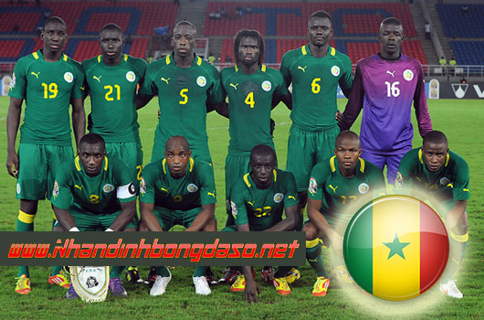 Senegal vs Nam Phi www.nhandinhbongdaso.net