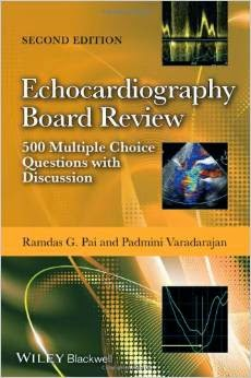 Anaesthesia-Database: Echocardiography Board Review: 500