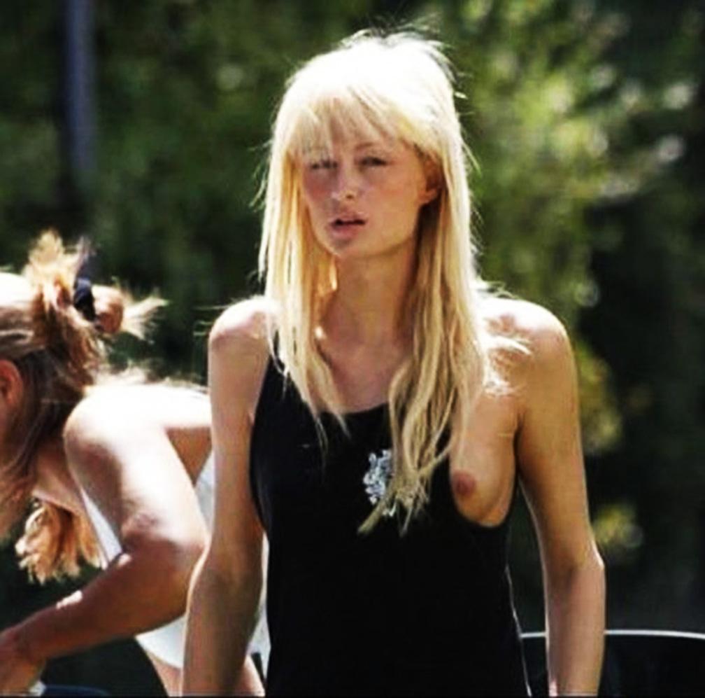 Miley Cyrus Eyebrows Paris Hilton Sex Tape  More-8369