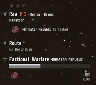 Factional Warfare - System