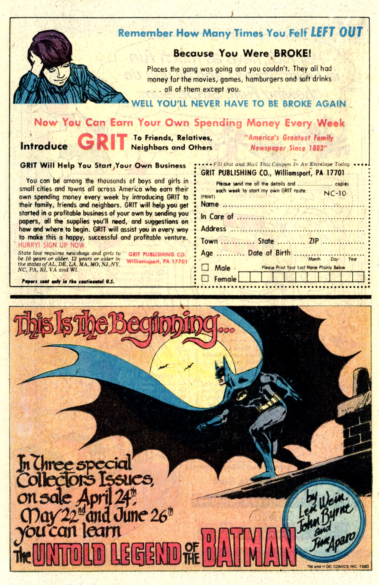 Detective Comics (1937) 490 Page 33
