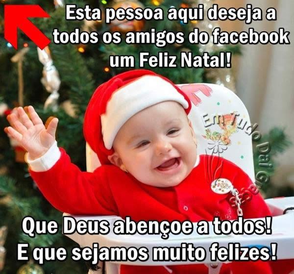 Mensagens de natal para whatsapp, facebook e instagram