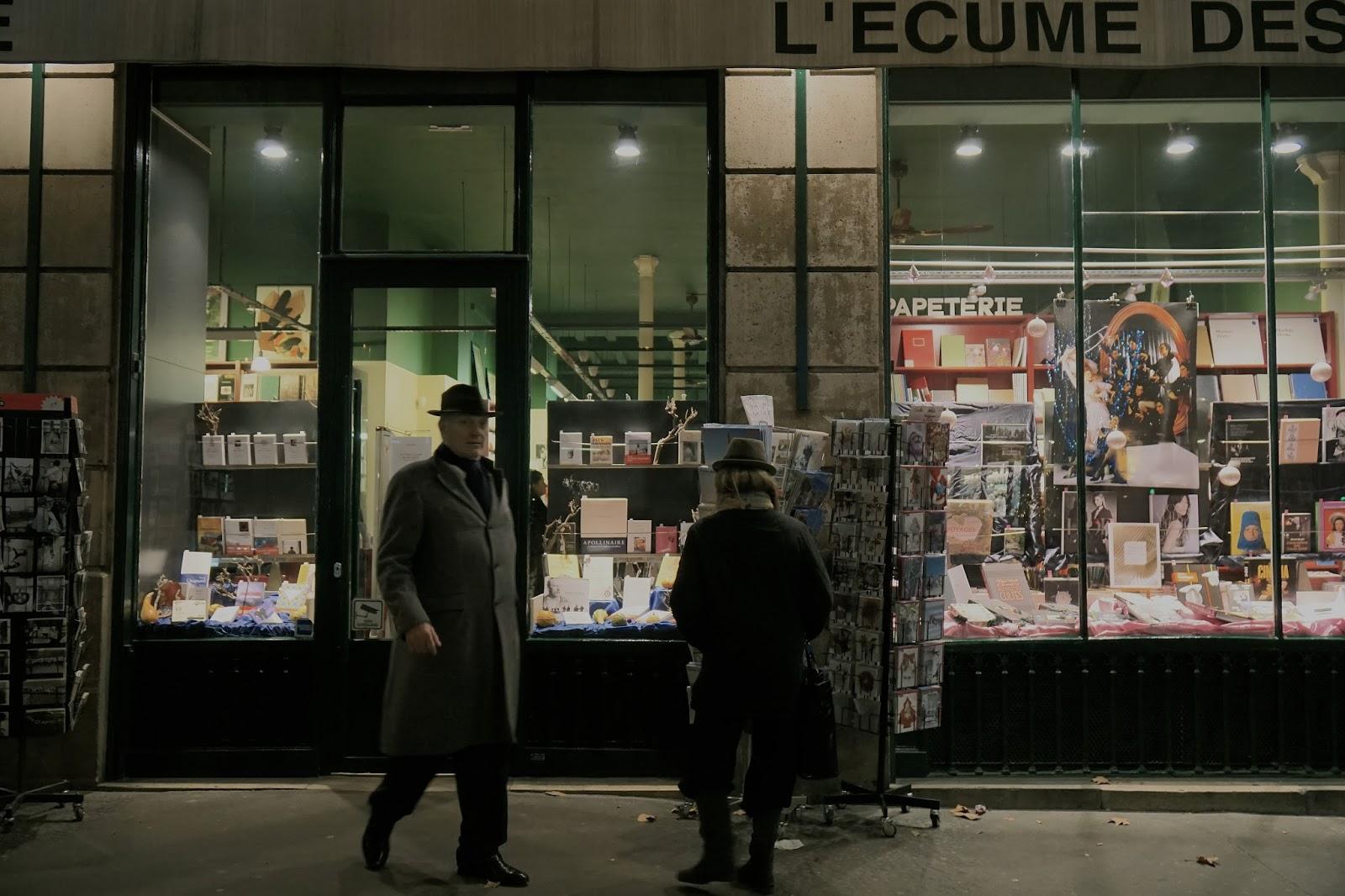 サン・ジェルマン・デ・プレ地区(Quartier Saint-Germain-des-Prés)