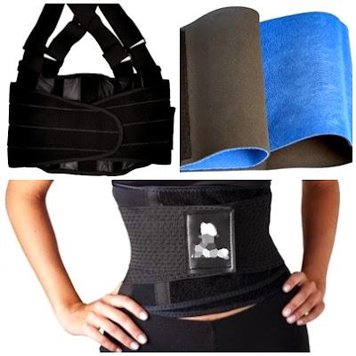 Hacer ejercicio con faja o cinturón es bueno o malo