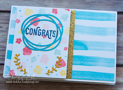 Memories in the Making Project Life Congratulations Card