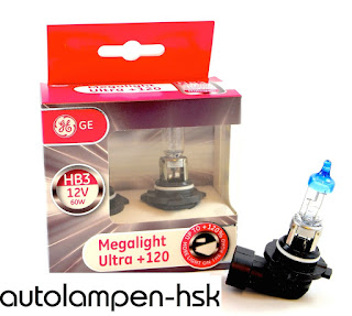 GE General Electric HB3 MegaLight Ultra +120% (!!!) 2 Stk +++ANGEBOT+++