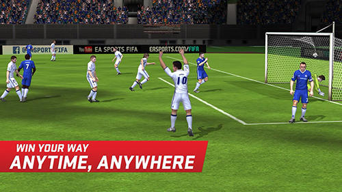Fifa 17 - FIFA Mobile Football APK Full 1.1.0