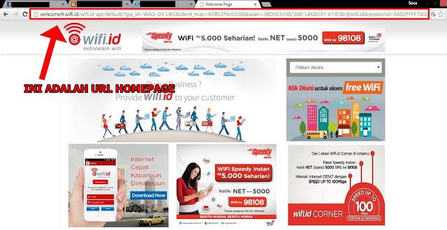 Jual Akun Wifi.id murah Rp 15.000 per bulan