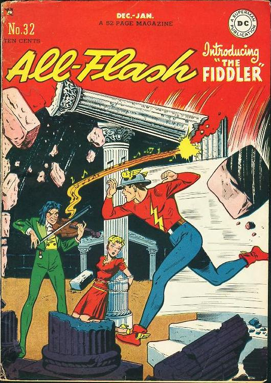Read online All-Flash comic -  Issue #32 - 1