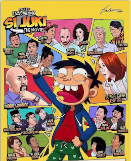 Download Film Si Juki the Movie (2017) Subtitle Indonesia