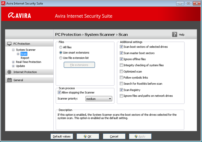 Avira internet security suite 2016 full version