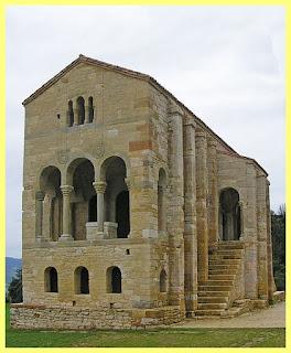 Palacio Santa Maria Naranco