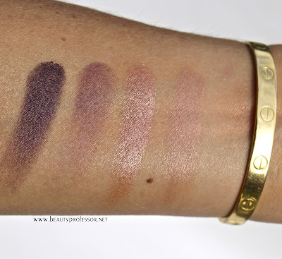 burberry eye palette blush nude swatches