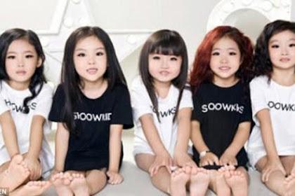 Kumpulan Bocah Cantik dan Seksi Ini Bentuk Idol Group (Girl Band)