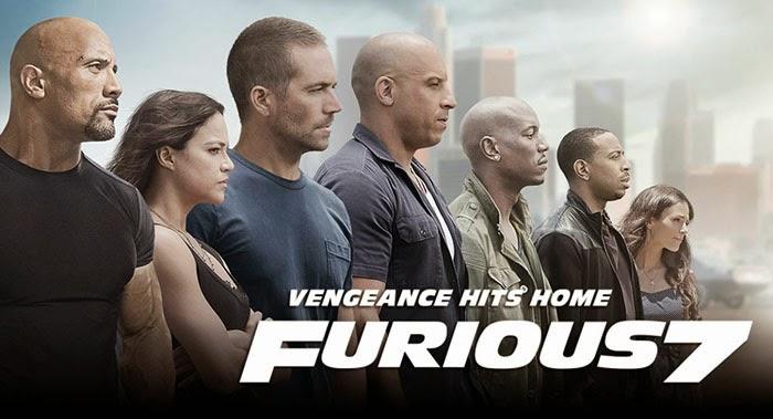【影評】不是告別的《狂野時速7》Fast & Furious 7 | 莎包Mind Too Wild | 品味生活 - FanPiece