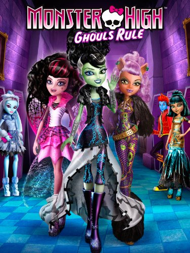 Monster High Ghouls Rule (2012) มอนสเตอร์