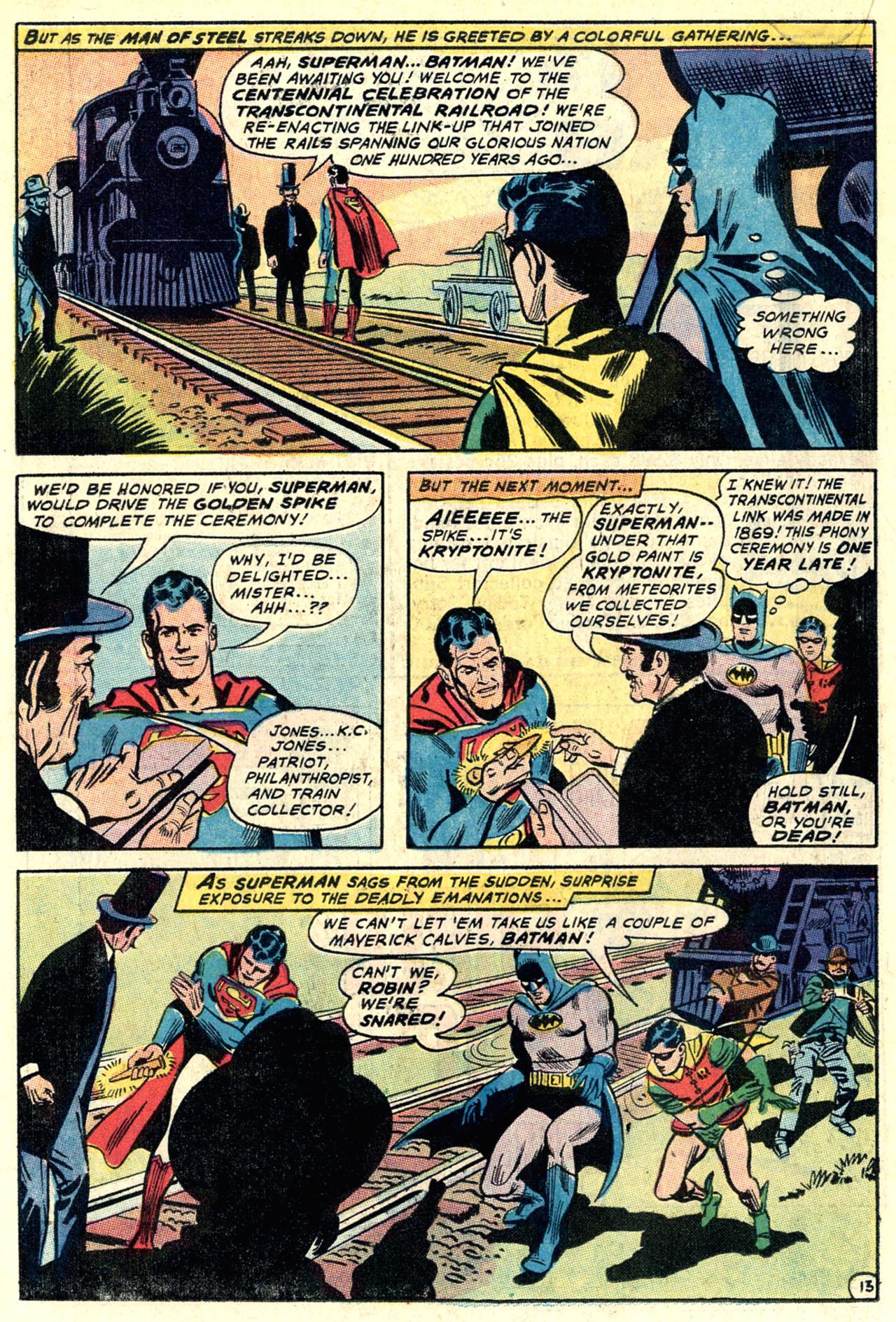 Read online World's Finest Comics comic -  Issue #196 - 18