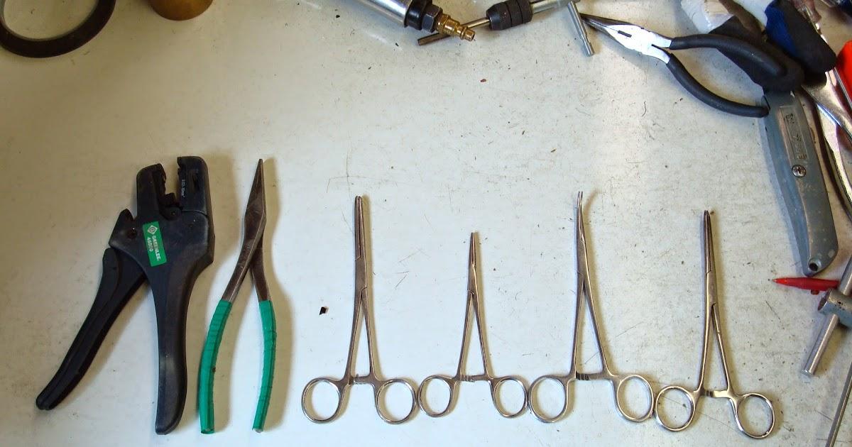 Lamp Parts and Repair | Lamp Doctor: Lamp Repair Tools