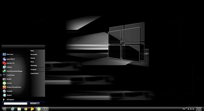 Greyscale VS For Win8