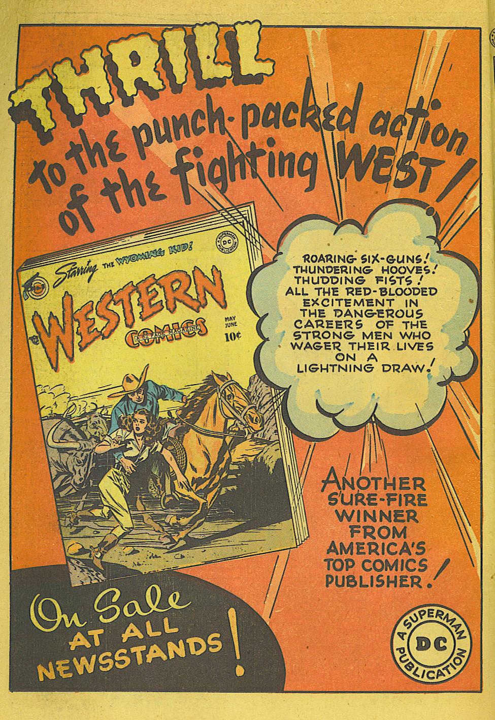 Read online World's Finest Comics comic -  Issue #34 - 26