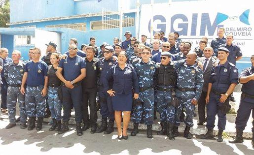 Guarda Civil Municipal de Delmiro Gouveia tem novo comandante