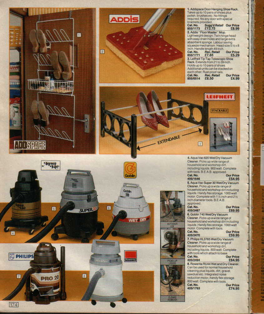 argos autumn winter 1986. Black Bedroom Furniture Sets. Home Design Ideas