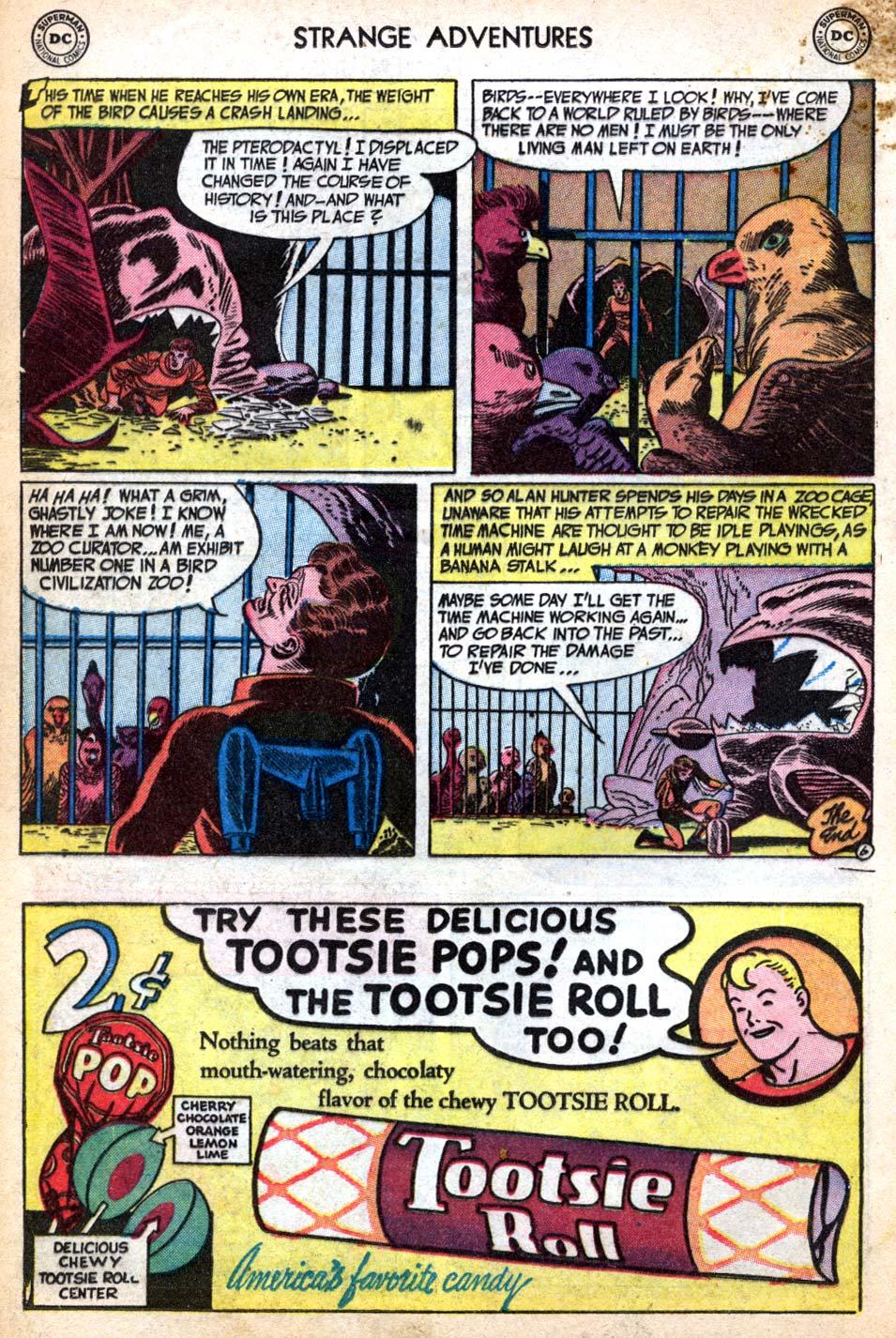 Strange Adventures (1950) issue 35 - Page 16