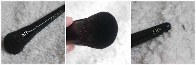 furless buffing brush