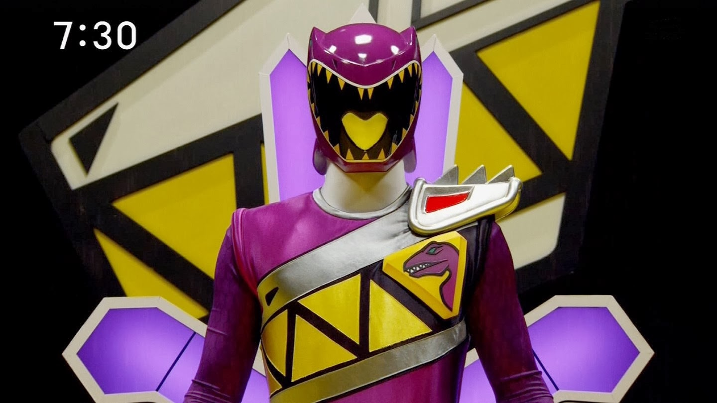 Henshin Grid: Obscure Colors Rangers